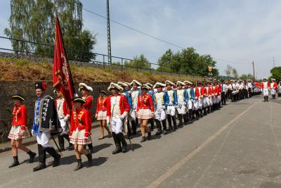 Schüttenhoff Bodenfelde Junge Garde 2014